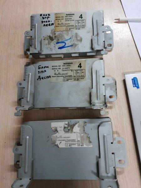 Блок управления дисплеем Infiniti M Y50 3.5 280 Л.С 2007 (б/у)