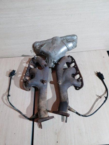 Коллектор выпускной Infiniti M Y50 3.5 280 Л.С 2007 (б/у)