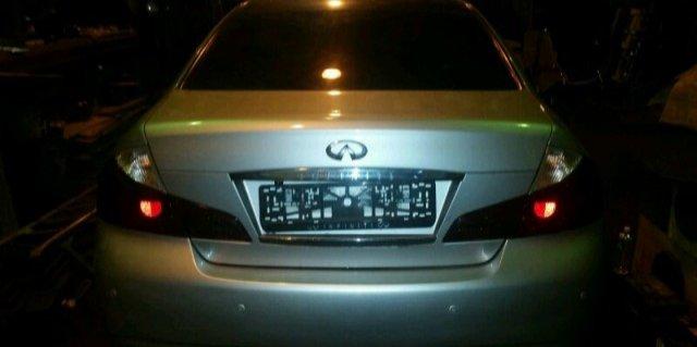 Крышка багажника Infiniti M Y50 3.5 280 Л.С 2007 задняя (б/у)