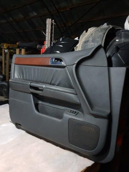 Обшивка двери Infiniti M Y50 3.5 280 Л.С 2007 передняя левая (б/у)