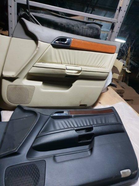 Обшивка двери Infiniti M Y50 3.5 280 Л.С 2007 передняя правая (б/у)