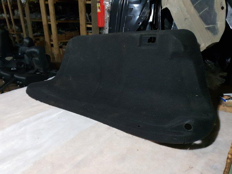 Обшивка крышки багажника Infiniti M Y50 3.5 280 Л.С 2007 задняя (б/у)