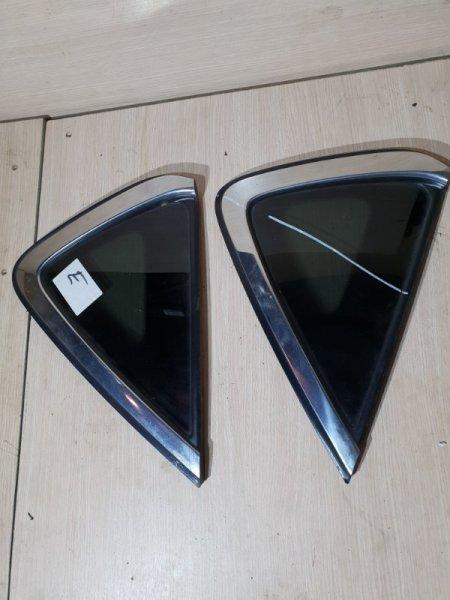Форточка крыла Infiniti Ex 50 3.5 315 Л.С 2008 задняя левая (б/у)