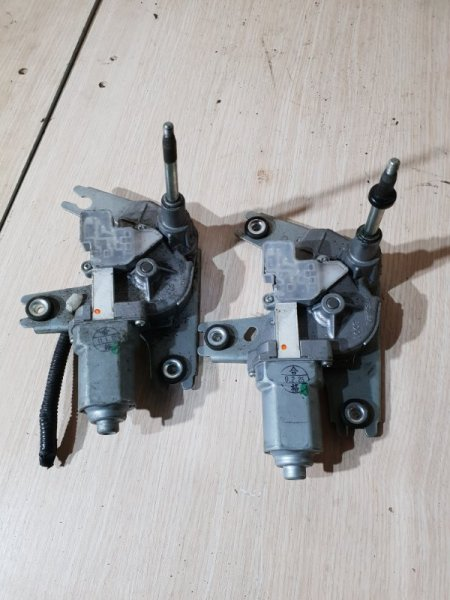 Мотор дворников Infiniti Ex 50 3.5 315 Л.С 2008 задний (б/у)