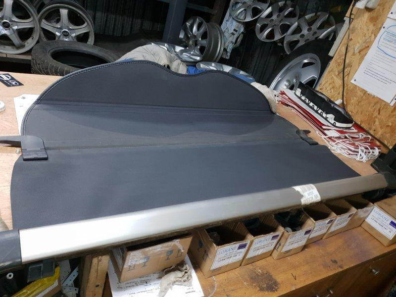 Полка багажника Infiniti Ex 50 3.5 315 Л.С 2008 задняя (б/у)