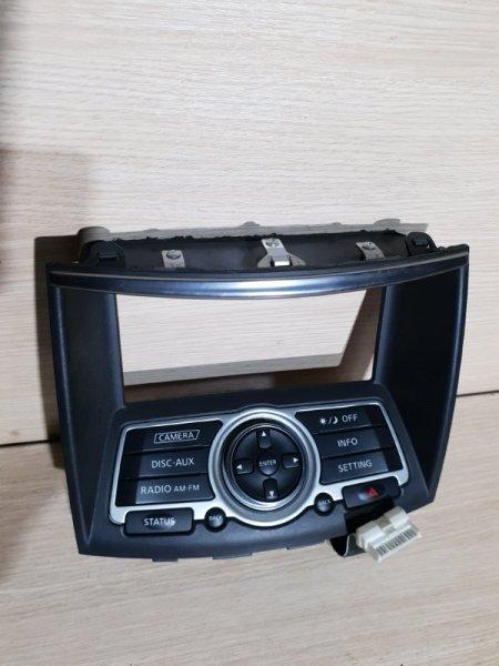 Блок управления дисплеем Infiniti Ex 50 3.5 315 Л.С 2008 (б/у)