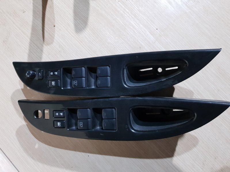 Блок управления стеклами Infiniti Ex 50 3.5 315 Л.С 2008 передний левый (б/у)