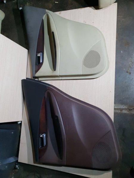 Обшивка двери Infiniti Ex 50 3.5 315 Л.С 2008 задняя правая (б/у)