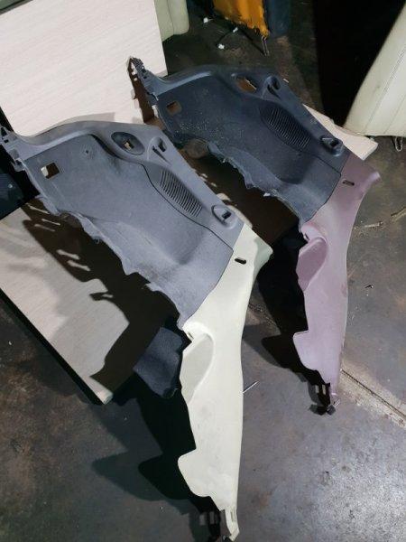 Обшивка крыла Infiniti Ex 50 3.5 315 Л.С 2008 задняя левая (б/у)