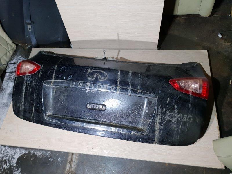 Фонарь крышки багажника Infiniti Ex 50 3.5 315 Л.С 2008 задний (б/у)