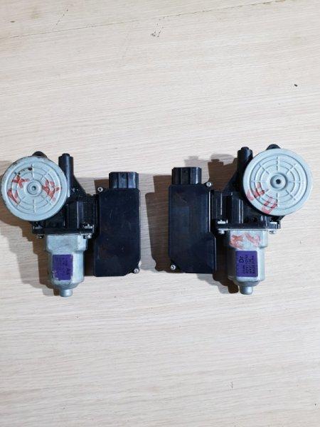 Мотор стеклоподъемника Infiniti Fx S51 3.7 333 Л.С 2012 передний правый (б/у)
