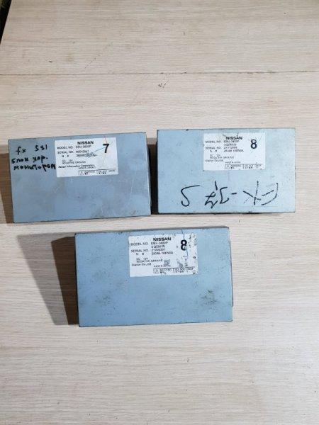 Блок управления дисплеем Infiniti Fx S51 3.7 333 Л.С 2012 (б/у)