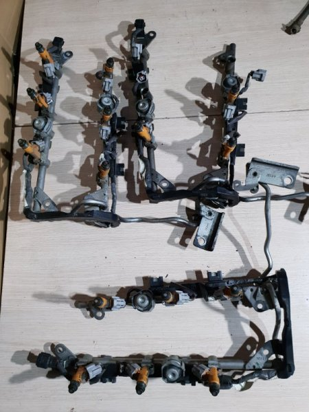 Форсунка топливная Infiniti Fx S51 3.7 333 Л.С 2012 (б/у)