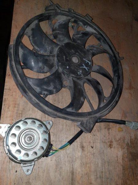 Мотор диффузора Infiniti Fx S51 3.7 333 Л.С 2012 (б/у)