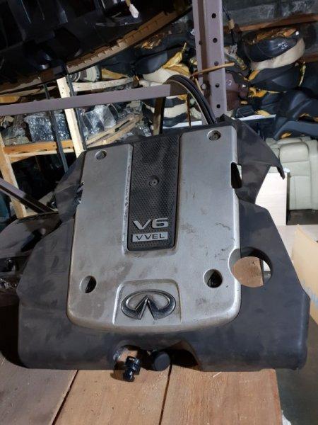 Крышка двигателя Infiniti Fx S51 3.7 333 Л.С 2012 (б/у)