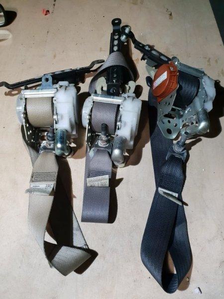 Ремень безопасности Infiniti G V36 3.5 315 Л.С 2008 передний правый (б/у)