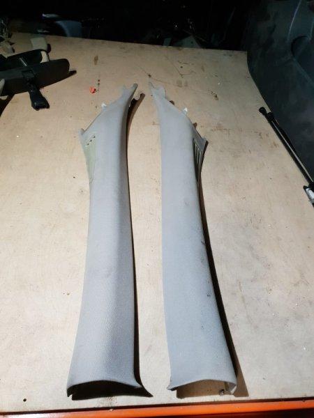 Обшивка стойки лобового стекла Infiniti G V36 3.5 315 Л.С 2008 передняя (б/у)