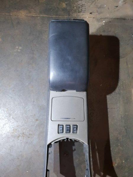 Подлокотник Infiniti G V36 3.5 315 Л.С 2008 передний (б/у)