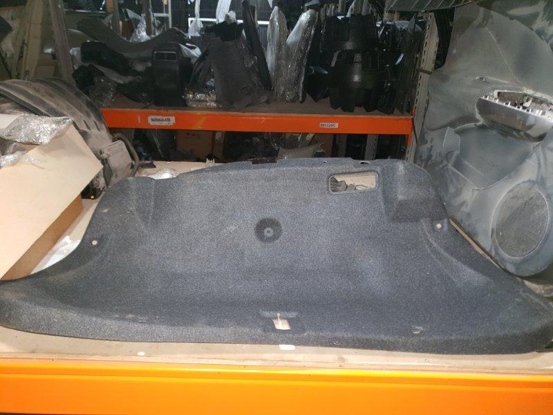 Обшивка крышки багажника Infiniti G V36 3.5 315 Л.С 2008 задняя (б/у)