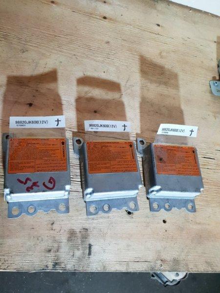 Блок управления аирбаг Infiniti G V36 3.5 315 Л.С 2008 (б/у)