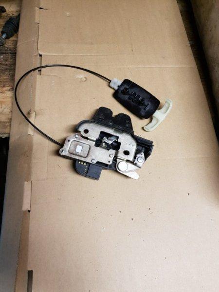 Замок багажника Infiniti G V36 3.5 315 Л.С 2008 задний (б/у)