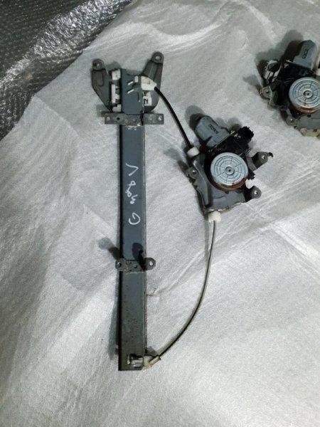 Стеклоподъемник Infiniti G V36 3.5 315 Л.С 2008 задний левый (б/у)