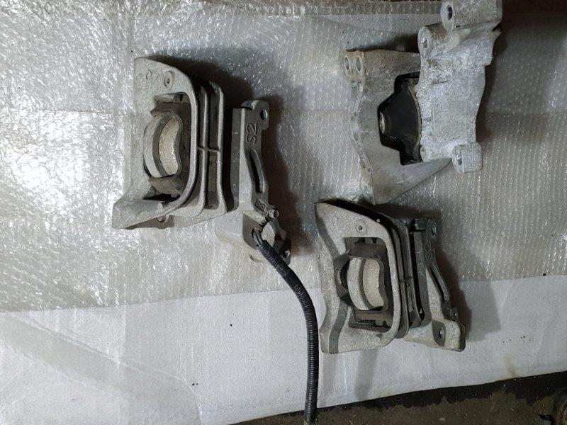 Подушка двигателя Nissan Juke I 1.6 Л / 117 Л.С. 2012 (б/у)