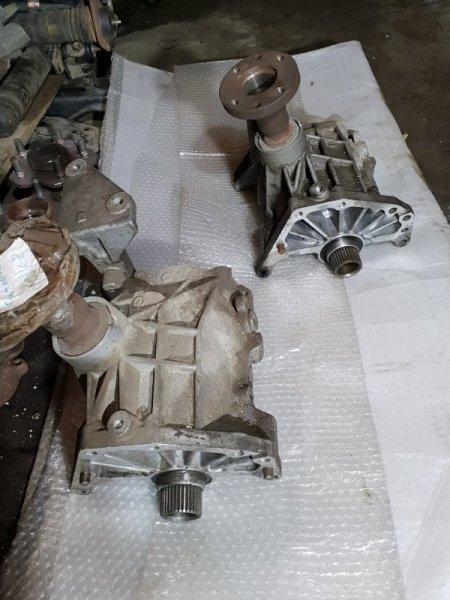 Редуктор Nissan Juke I 1.6 Л / 117 Л.С. 2012 передний (б/у)