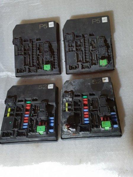 Блок предохранителей Nissan Juke I 1.6 Л / 117 Л.С. 2012 (б/у)