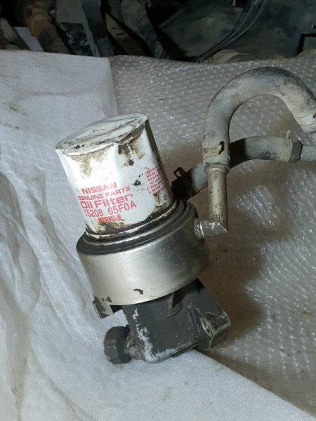 Маслоохладитель Nissan Juke I 1.6 Л / 117 Л.С. 2012 (б/у)