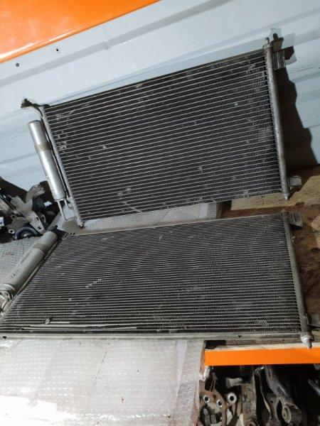 Радиатор кондиционера Nissan Juke I 1.6 Л / 117 Л.С. 2012 (б/у)