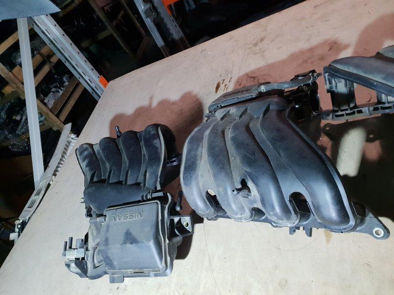 Коллектор впускной Nissan Juke I 1.6 Л / 117 Л.С. 2012 (б/у)
