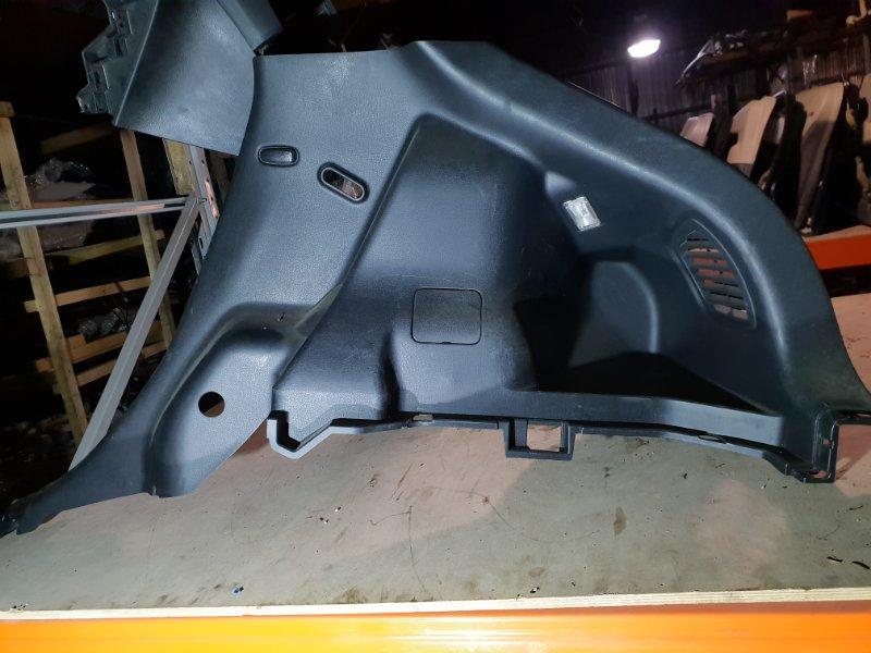 Обшивка крыла Nissan Juke I 1.6 Л / 117 Л.С. 2012 задняя правая (б/у)