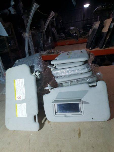 Козырек солнцезащитный Nissan Juke I 1.6 Л / 117 Л.С. 2012 передний (б/у)