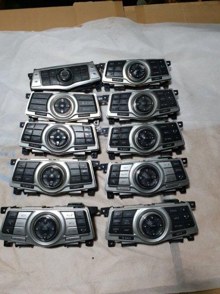 Блок управления магнитолой Nissan Teana J32 2.5 182 Л.С 2010 (б/у)