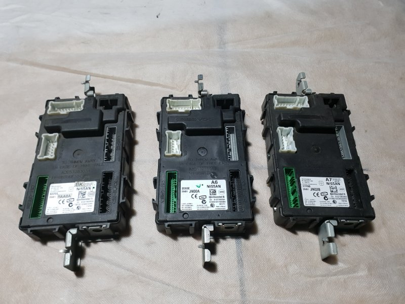 Блок комфорта Nissan Teana J32 2.5 182 Л.С 2010 (б/у)
