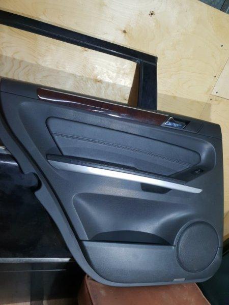 Обшивка двери Mercedes-Benz Gl-Klasse I X164 5.5 Л. 388 Л. С 2008 задняя левая (б/у)