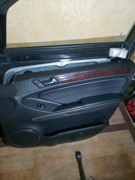 Обшивка двери Mercedes-Benz Gl-Klasse I X164 5.5 Л. 388 Л. С 2008 передняя правая (б/у)