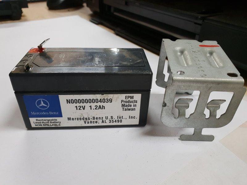 Резервный акб Mercedes-Benz Gl-Klasse I X164 5.5 Л. 388 Л. С 2008 (б/у)