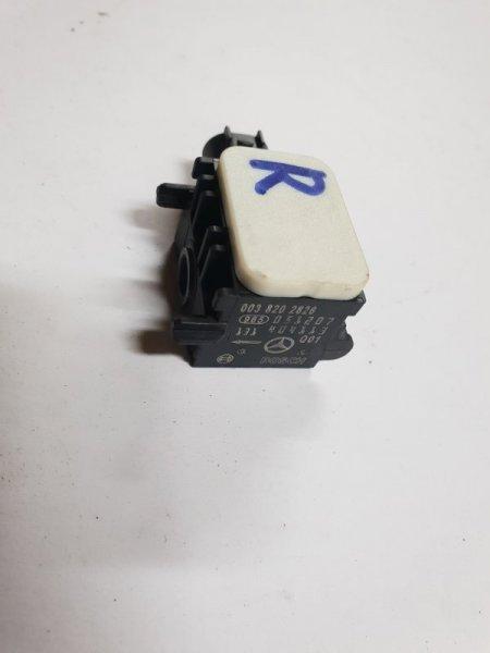 Датчик airbag Mercedes-Benz Gl-Klasse I X164 5.5 Л. 388 Л. С 2008 правый (б/у)