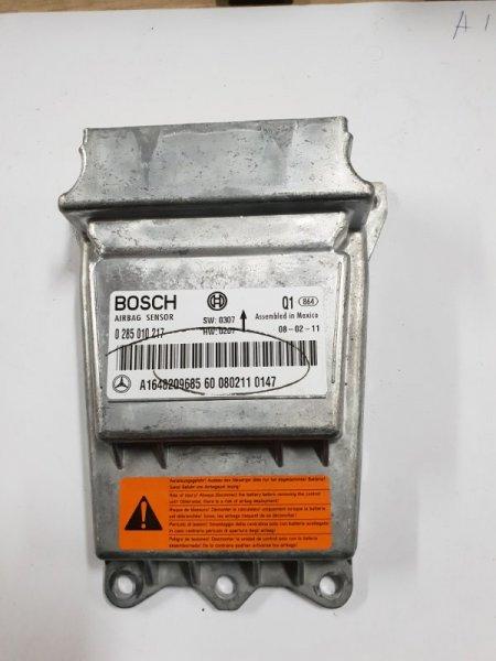 Блок управления аирбаг Mercedes-Benz Gl-Klasse I X164 5.5 Л. 388 Л. С 2008 (б/у)