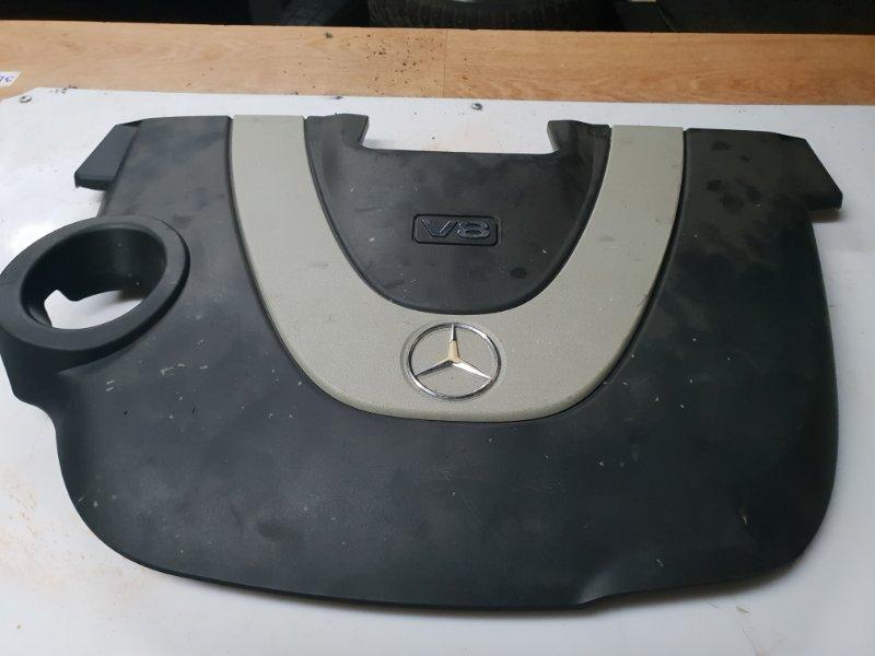 Крышка двигателя Mercedes-Benz Gl-Klasse I X164 5.5 Л. 388 Л. С 2008 (б/у)