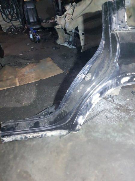 Крыло Mercedes-Benz Gl-Klasse I X164 5.5 Л. 388 Л. С 2008 заднее левое (б/у)