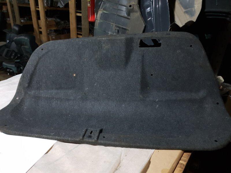 Обшивка крышки багажника Nissan Teana J32 2.5 182 Л.С 2013 задняя (б/у)