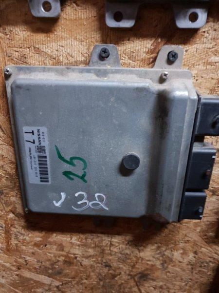 Блок управления двигателем Nissan Teana J32 2.5 182 Л.С 2013 (б/у)