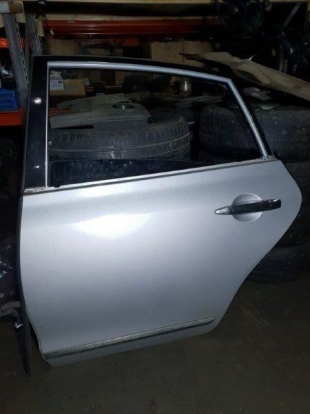 Дверь Nissan Teana J32 2.5 182 Л.С 2013 задняя левая (б/у)