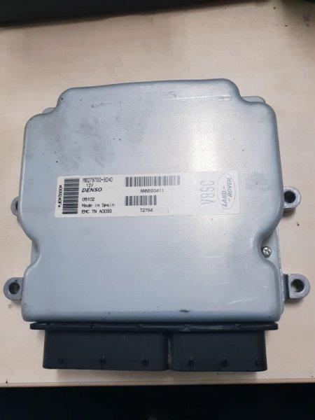 Блок управления двигателем Land Rover Range Rover 3 Рестайлинг Supercharged L322 4.2 2005 (б/у)