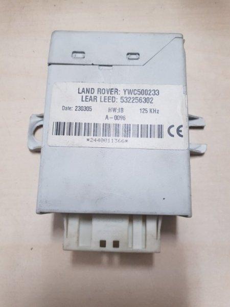 Блок электронный Land Rover Range Rover 3 Рестайлинг Supercharged L322 4.2 2005 (б/у)
