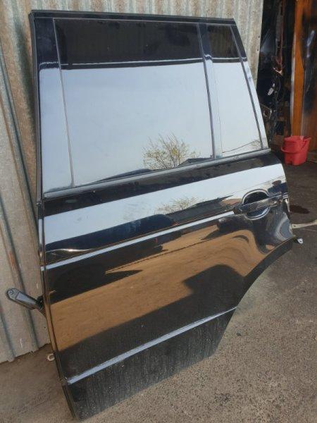 Дверь Land Rover Range Rover 3 Рестайлинг Supercharged L322 4.2 2005 задняя левая (б/у)