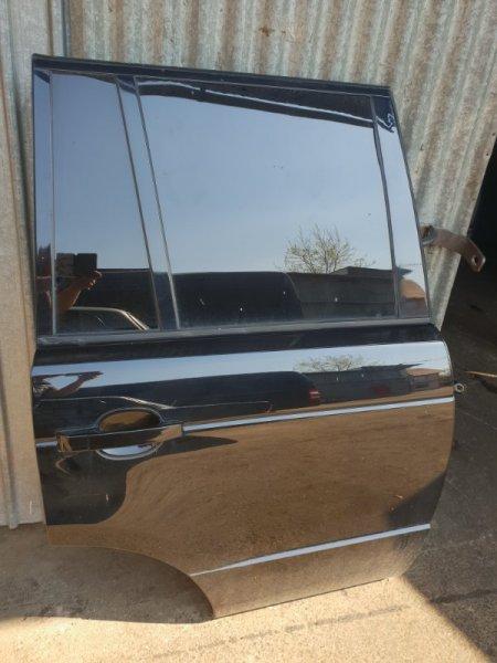 Дверь Land Rover Range Rover 3 Рестайлинг Supercharged L322 4.2 2005 задняя правая (б/у)